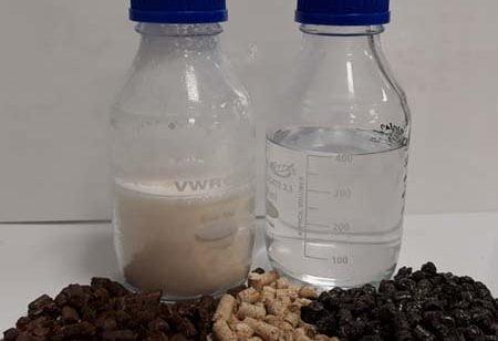 Biomassatähteet muutettiin Fischer-Tropsch -vahaksi ja -öljyksi, joita voidaan edelleen jalostaa uusiutuviksi liikennepolttoaineiksi.