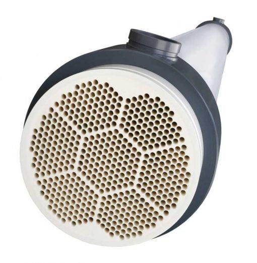 Berghofin putkimalliset 8 mm ultrasuodatuskalvot ovat erinomaisia mm. paljon kiintoainetta sisältävien vesien käsittelyyn.
